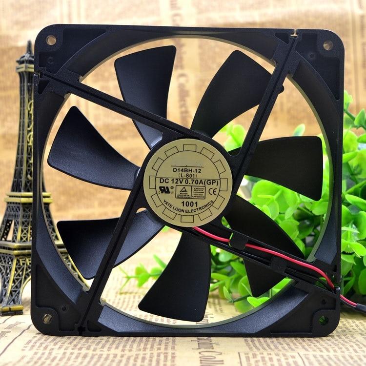 Brand New Original 4cm 14025 Power Fan D14BH-12 Mute Cooling Fan