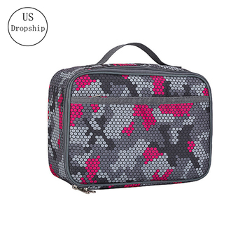 Oxford Thermal Lunch Bag Insulated Cooler Storage Women kids Food Bento Bag Portable Leisure Accessories Supply Product Cases oxford thermal lunch bag insulated cooler storage women kids food bento bag portable leisure accessories supply product stuff
