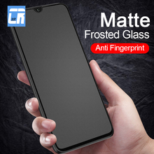 No Fingerprint Matte Frosted Glass for Samsung Galaxy S10E A50 A20 A30 A10 M10 M20 Tempered A8 Plus A9 A7 2018