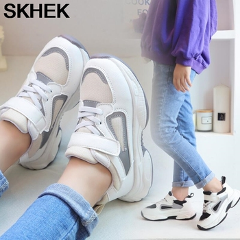 SKHEK Spring New Kids Sport Shoes Baby Boys Sneakers Children Mesh Fashion Casual Soft Brand Trainer