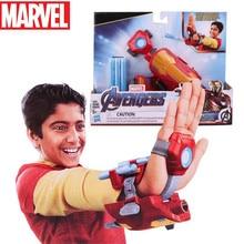 цена Disney Marvel Avengers Toy Iron Man Launcher Pvc Figure Collectible Model Toy For Kids Christmas Gifts Cosplay Role-playing Toy онлайн в 2017 году
