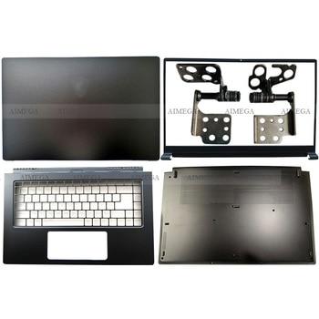 NEW Laptop LCD Back Cover/Front Bezel/Hinges/Palmrest/Bottom Case For MSI PS63 Modern 3076S1A411 3076S1C414 3076S1D413 Black new for msi ge73 ge73vr 7rf 006cn laptop lcd back cover front bezel hinges hinges cover palmrest bottom case 3077c1a213hg017