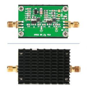 Image 1 - 2MHz 700MHZ 3W HF VHF UHF FM Transmitter Broadband RF Power Amplifier For Radio 35dB Gain Professinal Audio AMP