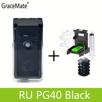 PG 40 Refillable Ink Cartridge PG 40 PG40 compatible for Canon PIXMA iP1800 iP1200 iP1900 iP1600 MX300 MP160 MP140 printer
