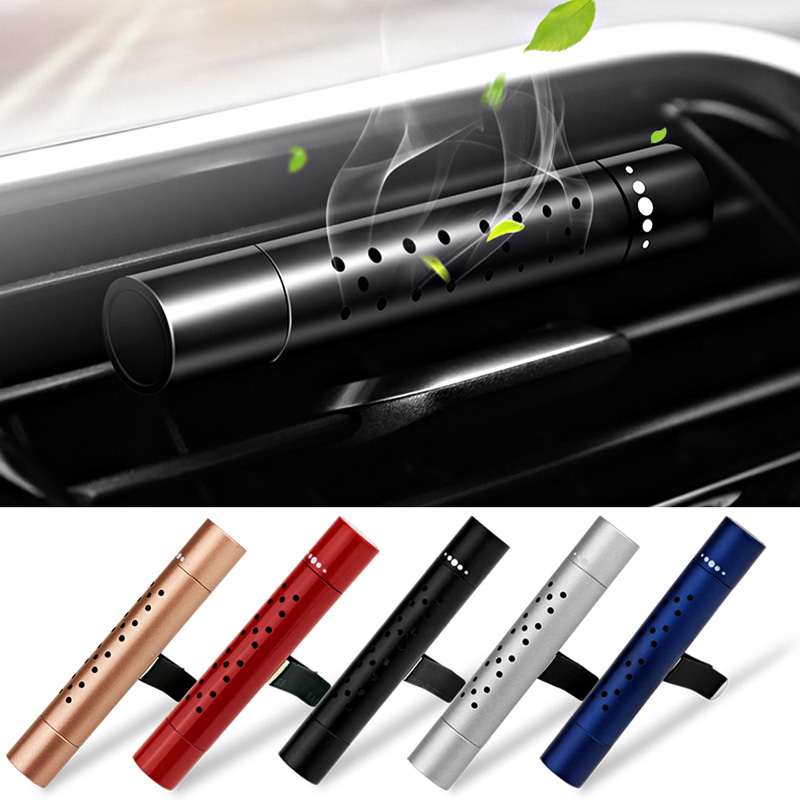 Car Air Freshener Vent Clip Outlet Freshener Air Condition Clip Diffuser Solid Perfume Auto Interior Vent air freshener