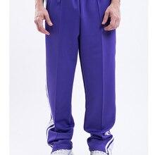 NAGRI Men Casual Sweatpants Sportswear Joggers Fitness Running Loose Trousers Stripe Design