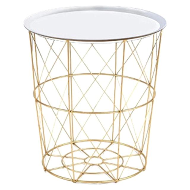 Iron Storage Basket  1
