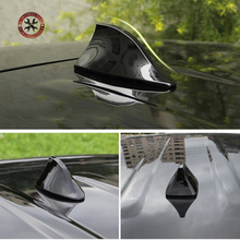 Car Radio Shark Fin Car Shark Antenna Radio FM Signal Design For All Cars Aerials Antenna Car Styling