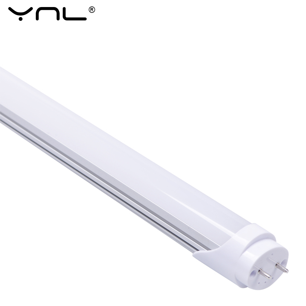 LED Tube Light 220V T8 10W 600mm LED Fluorescent Tube Super Bright Cold White Integrated Light Ampoule Lampara LED Bulb For Home