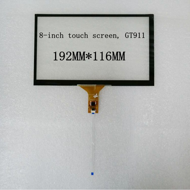 8'' Inch JR-007-01 GT911 Touch Screen For Kia 2015 R97104Y750