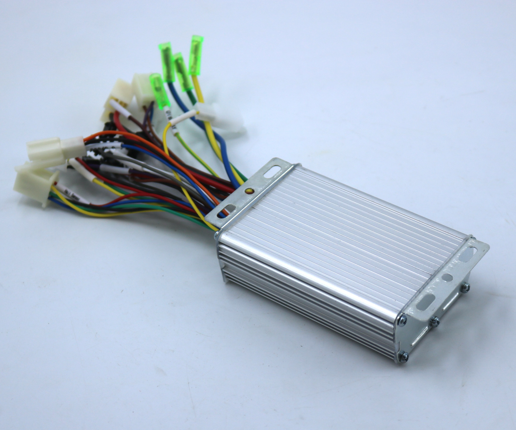 Electric Bicycle BLDC Motor Brushless Speed Controller 36V-48V 350W 17Amax
