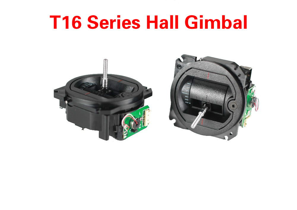 Jumper-XYZ T16 Hall Gimbals Repairing Or Upgrading Hall Sensor Gimbal For T16 Or T16 Plus Series Radios Upgrate Kits