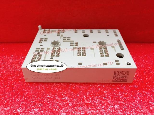 משלוח חינם חדש SKIIP37AC12T4V1 SKIIP 37AC12T4V1 מודול