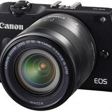 Б/у компактная цифровая беззеркальная камера CANON EOS M2 18MP wifi 8GB карта памяти полностью протестирована
