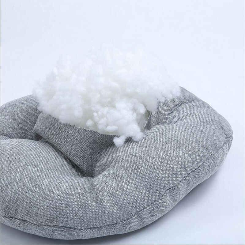 ラウンドクッションシートパッド床布団マットパティオのためのホームカーオフィス畳枕