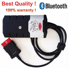 New Vci Scanner-Tool Delphis Bluetooth CDP Obd2 Obdii Pro-Plus Truck VD No with Car TCS