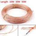 Areyourshop RG178 РЧ коаксиальный кабель, разъем 50 Ом M17, кабель для коаксиального кабеля, 10 м, 30 м, 50 м, Лидер продаж