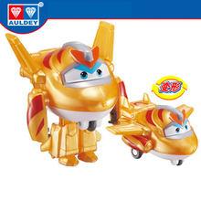 Novo estilo mini super asas deformação avião robô jett figuras de ação brinquedos para crianças presente figuras de ação