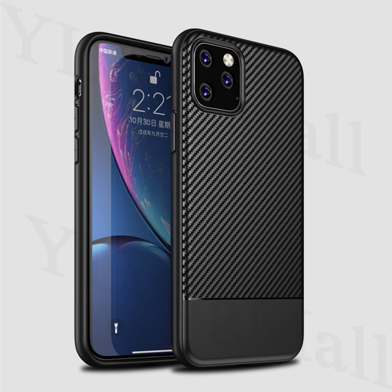 Binbo Carbon Fiber Case for iPhone 11/11 Pro/11 Pro Max 8