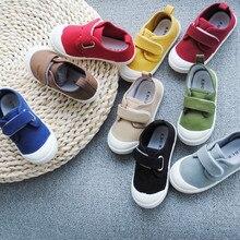 Primavera Autunno 2020 Nuovi Bambini di Acqua lavato Scarpe di Tela Ragazzi e Ragazze della Scuola Casual Scarpe Super Morbida E Confortevole scarpe da ginnastica