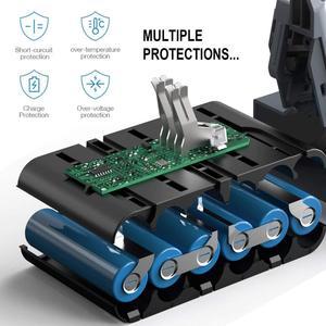 21,6 V 6000mAh запасная батарея для Dyson Li-Ion пылесос SV09 SV07 SV03 DC58 DC61 DC62 DC74 V6 965874-02 животные аккумулятор