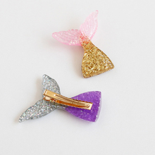 Hot INS Sequin Mermaid Hairclips Barrettes Sweet Headband tail Hairpins Girls Hair Ornament Fashion Accessories