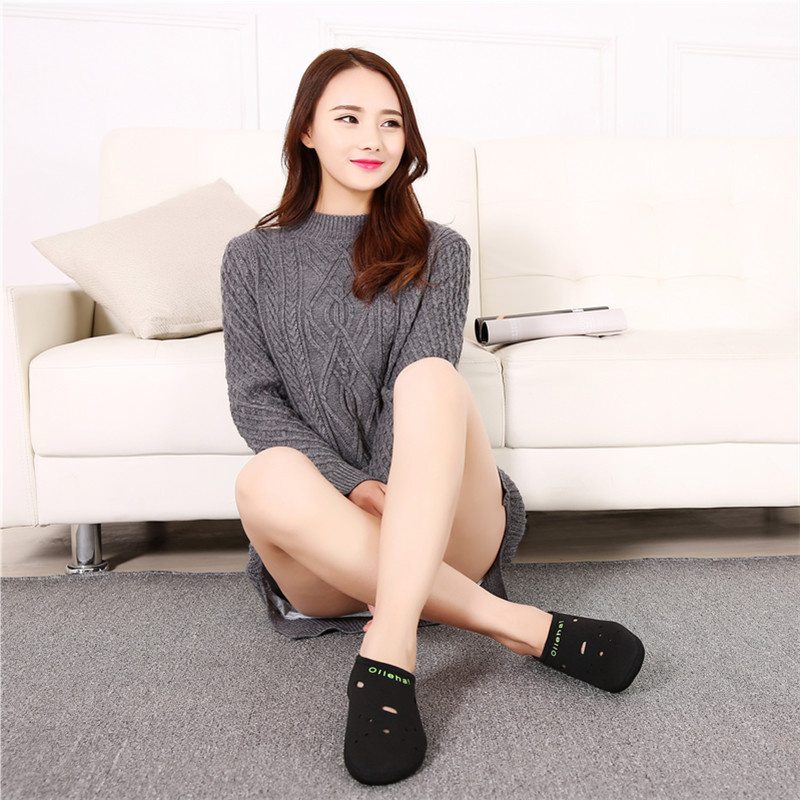 2018 Winter Thick Cold Booties Indoor Anti-slip Home Floor Foot Sock Dispensing Massage Warm-keeping Socks