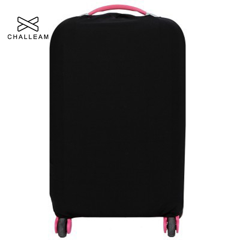 Travel Luggage Cover Solid Color Trolley Protective case Suitcase Dust cover for 18\