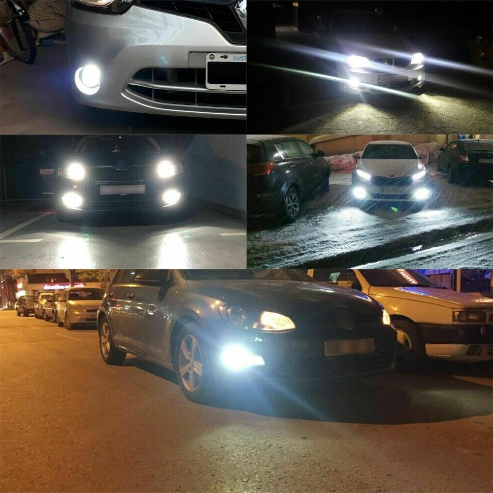 Auto H15 12V 80W Auto LED Nebel Lampe Weiß 6000K Lampen Für Auto Auto Externe Nebel Licht scheinwerfer Lampe Auto Zubehör