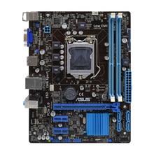 Para asus H61M-E lga 1155 intel placa-mãe intel h61 (b3) micro atx