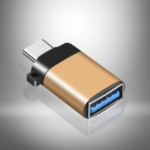 VIRIVI USB Type C OTG Adapter TypeC To Usb 3.0 Converter Usb-C Type-C Charge Data Cable For Sam sung Hua wei Xiao mi Ma c book(China)