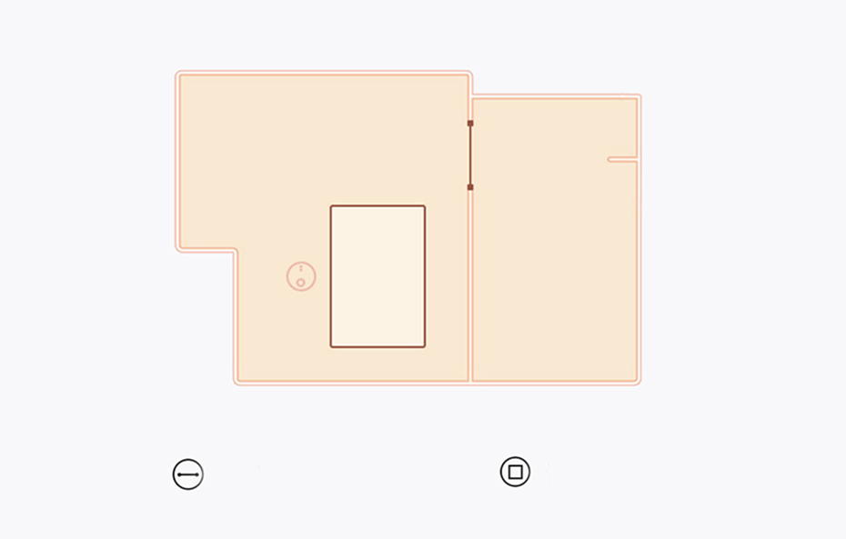 H3cbc33f288664885b8806c11882c0986B Xiaomi Robot Vacuum Cleaner STYTJ02YM Sweeping Mopping Floor Smart Planned LDS+WiFi Mijia App 2100Pa S50