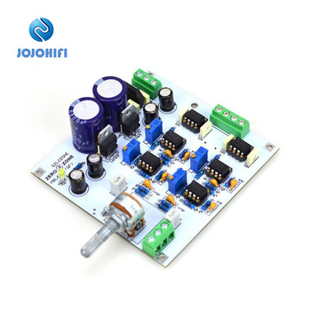 6010 (Refer to MBL6010D) PCB Board DIY KITS Finished PRE Pre-stage Amplifier Board pcb board diy kits finished board for 6n3 tube buffer preamplifier pre ac12v amplifier board