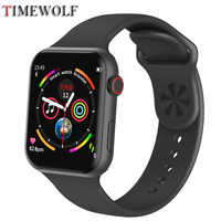Timewolf F10 Smart Watch Series 4 Men Women iwo 8 lite iwo 10 Fitness Tracker Passometer Smart Watch For Android Smartwatch