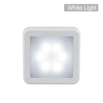Νυχτερινή λυχνία led με έξυπνο αισθητήρα κίνησης