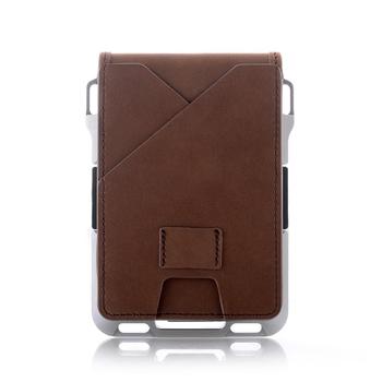 2020 etui na karty Bifold Tactical RFID portfel męski etui na karty kredytowe aluminiowy Bank ID posiadacz karty anty-złodziej etui na karty portfel tanie i dobre opinie Duvence Unisex CN (pochodzenie) Stałe 11cm card holder 7 5cm Id posiadacze kart Nie zamek Moda Poduszki 0 16kg Karta kredytowa