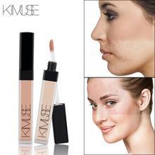 KIMUSE Face Concealer Cream Perfect Cover Pores Dark Circles Brighten Liquid Base Primer Maquiagem Corretivo