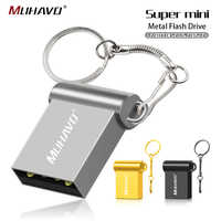 High speed MINI usb-stick 128GB 64GB pen drive 16GB 8 GB-stick tragbare 32GB 4GB wasserdichte pendrive 2,0 usb stick