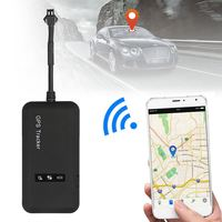 Mini Realtime GPS Car Tracker Locator GT02 GPRS GSM Tracking Device Vehicle/Truck/Van|GPS Trackers| |  -