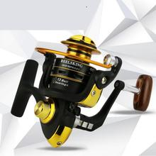 Spinning Fishing Reels 5.5:1 Speed Rock Reel Sea Mini Carp Gear Accessories