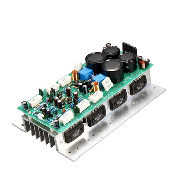 цена на SanKen1494/3858 High Power Amplifier Board Stereo Dual Channel 450W+450W HIFI Amp Mono 800W Audio Amplifiers Board