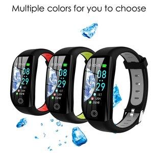 Image 5 - GPS фитнес браслет с измерением давления фитнес трекер здоровье кардио браслет пульсометр Шагомер умный Браслет
