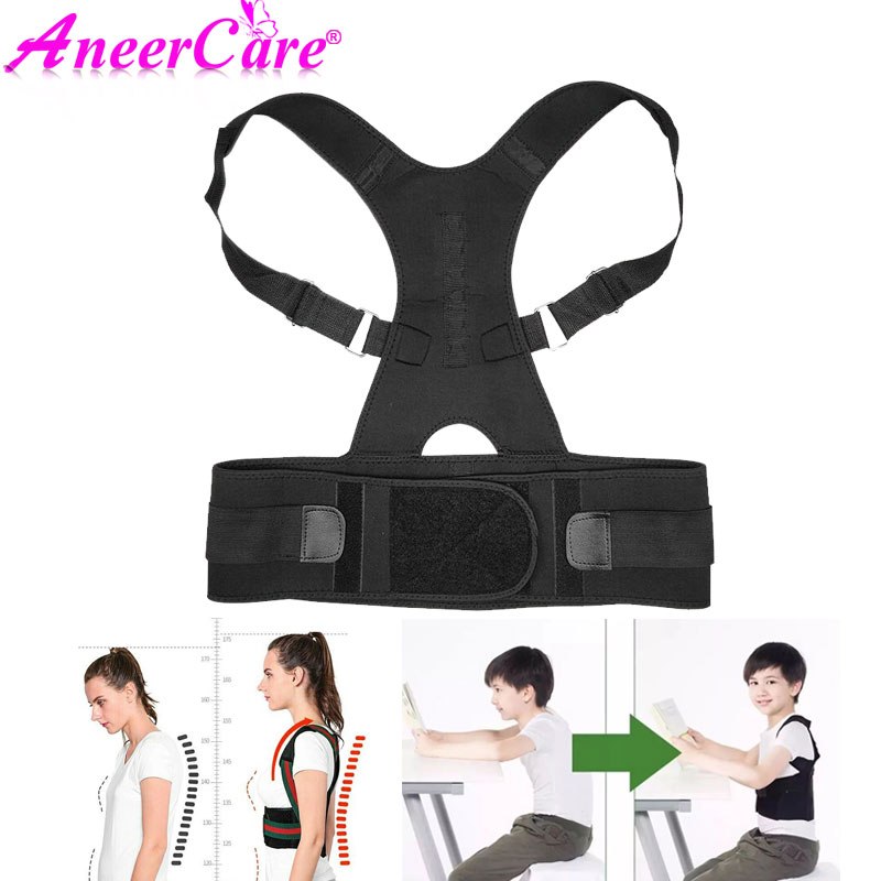 Body Posture Corrector Corset for the Back <font><b>Humpback</b></font> Fixation for Posture Correct Vertebral Support Belt Waist Brace Bandage image