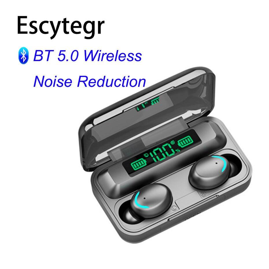 003 fones de ouvido sem fio bluetooth fone esporte inteligente tws redução cancelamento ruído estéreo earbud