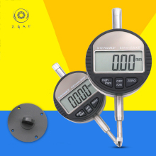 0-12.7mm electronic digital dial indicator precision tool 0.01mm dial indicator depth measurement indicator accuracy 0.001mm