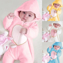 Cotton Newborn Baby Girl Clothes Baby Bo