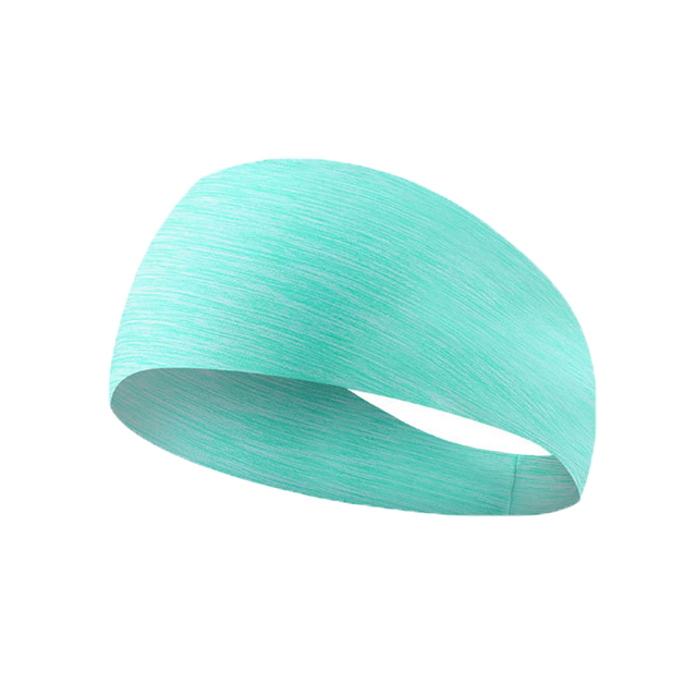 yoga hair bands Sports Hair with Lycra Breath Conducting Sweat Belt Running Fitness Yoga Dance Sweat Band 2