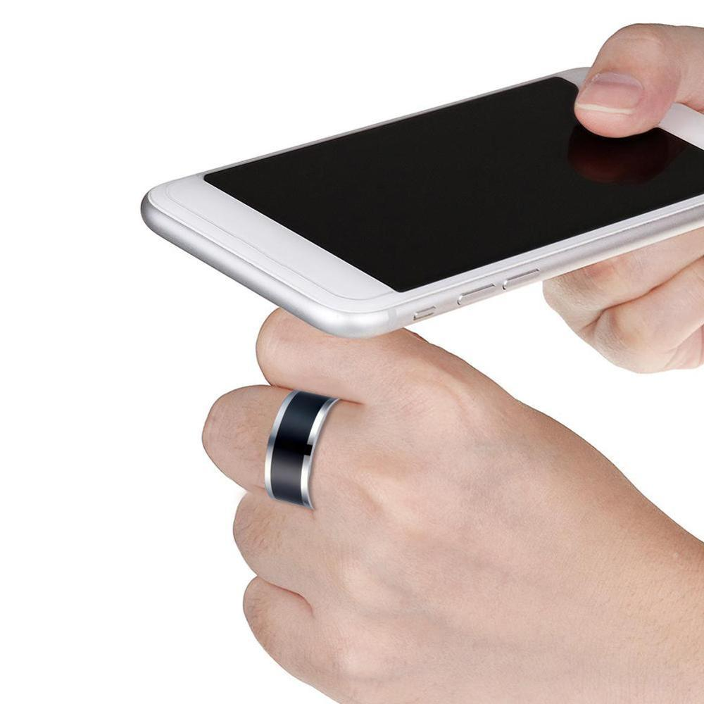 New Technology NFC Multifunctional Smart Accessories Waterproof Digital Smart Ring Android For Huawei Phone