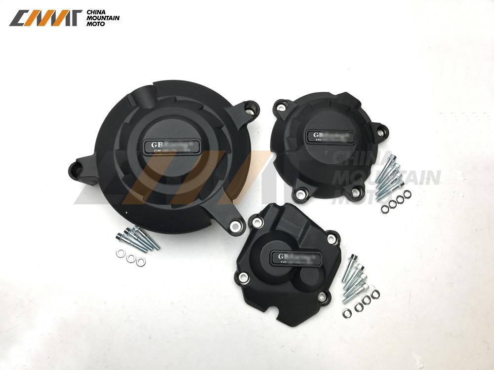 Housse de Protection pour moto pour moto GB Racing pour KAWASAKI ZX-10R 2011-2019