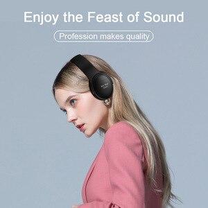 Image 2 - H1 אלחוטי משחקי אוזניות Bluetooth V5.0 HD HIFI סטריאו הפחתת רעש אוזניות עם כרטיס TF חריץ עבור IOS אנדרואיד טלפונים